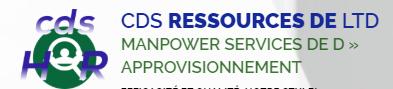 CDS HR MANPOWER SUPPLY SERVICES